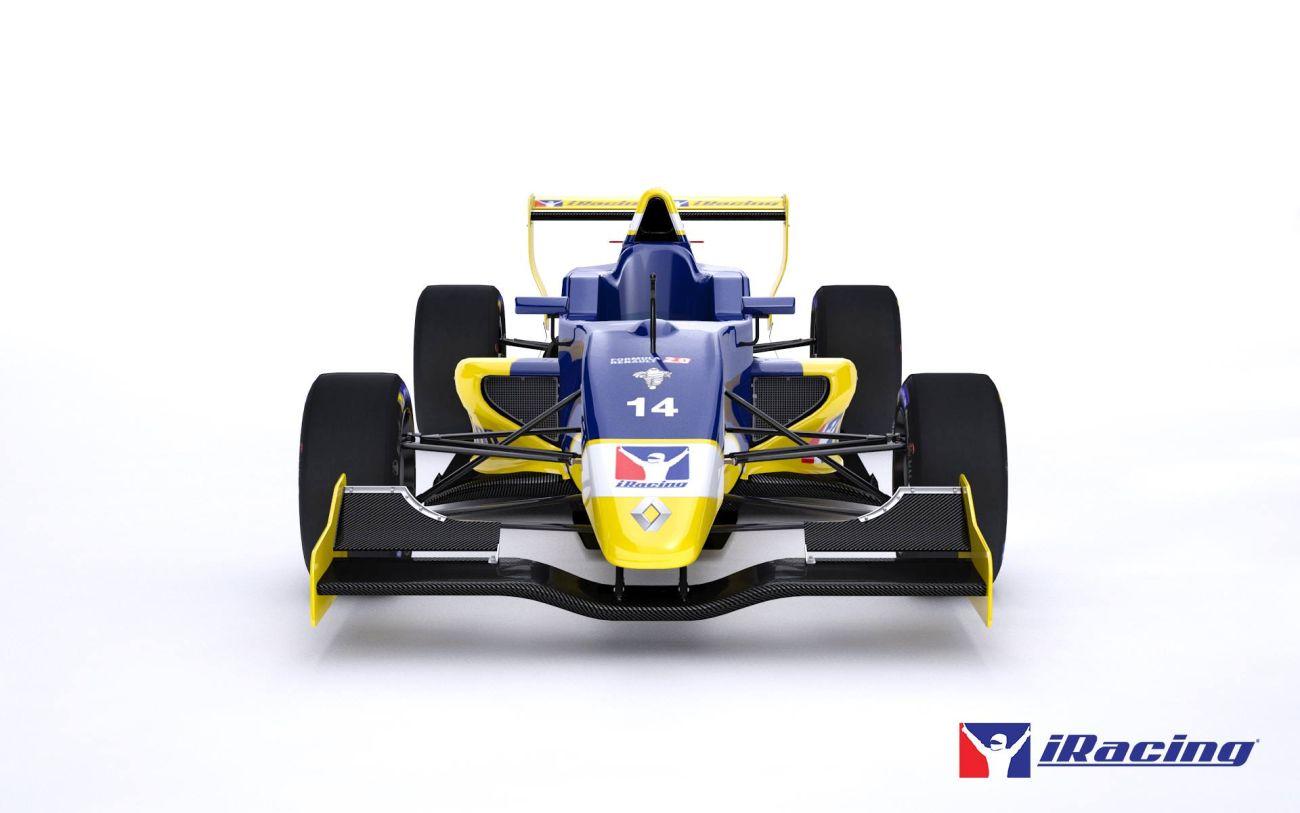 iRacing 2016 Season 2 updates - iRacing Sim Racing News