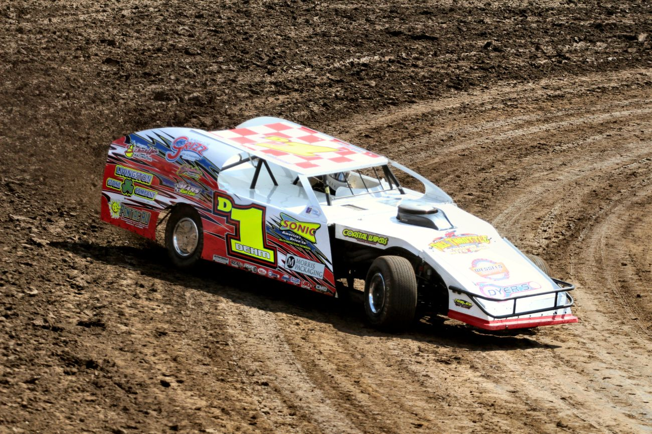 Lance Dehm Begins Final Dirt Racing Season