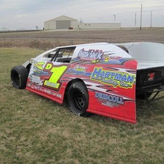 Lance Dehm Racing 2016 Dirt Modified
