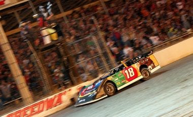 iRacing Eldora Speedway Coming to Sim Racing - Kyle Busch