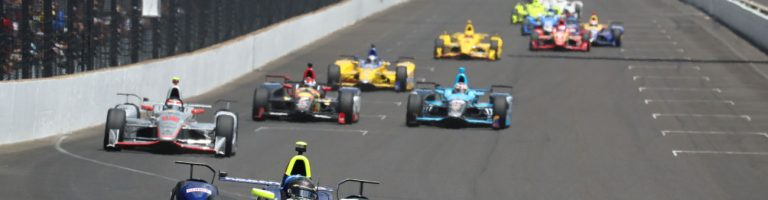 2016 Indy 500 Results