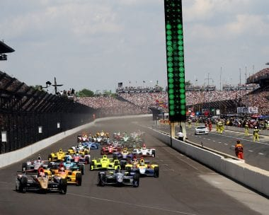 2016 Indy 500 Results Sheet