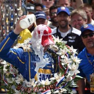 2016 Indy 500 Winner Alexander Rossi