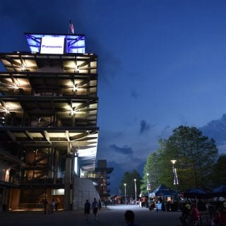 Indianapolis Motor Speedway Tower