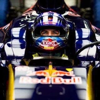 Max Verstappen Takes the Seat of Daniil Kvyat