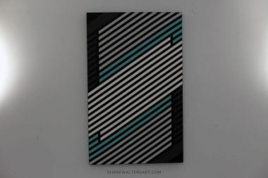 Mercedes F1 Painting - Formula One Art