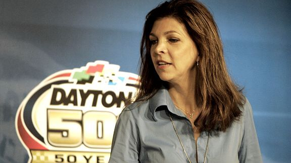 Teresa Earnhardt and her effort to take control of Earnhardt