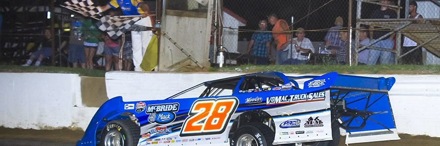 2016 Summer Nationals Spoon River Speedway Results