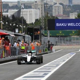 Baku Welcomed All of Us