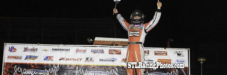 DIRTcar Summer Nationals Belle Clair Speedway Results