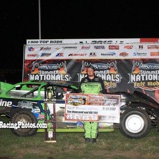 DIRTcar Summer Nationals Fairbury Speedway Results