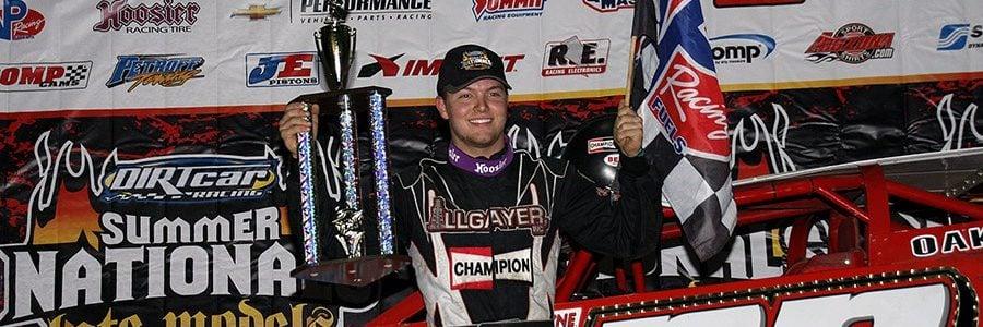 DIRTcar Summer Nationals Kankakee County Speedway Results
