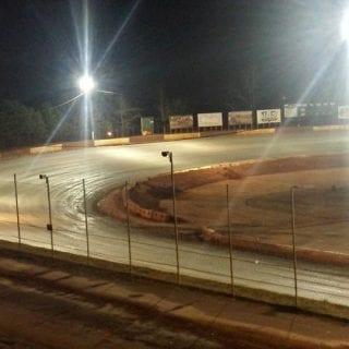 Driver Fails Tire Test at Senoia Raceway via Blue Ridge Labs