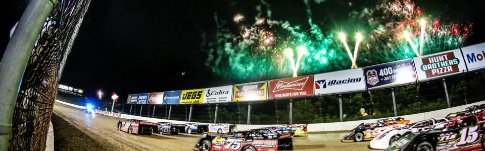 Five Eldora Dream Drivers Disqualified