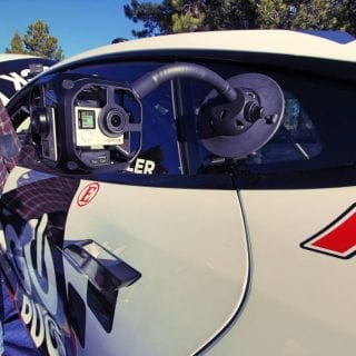 GoPro Tesla Model S Race car Photos - Blake Fuller