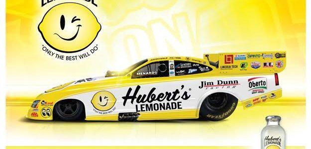 Hubert's Lemonade Drag Racing Car Released