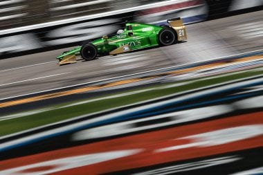 Josef Newgarden Texas Motor Speedway