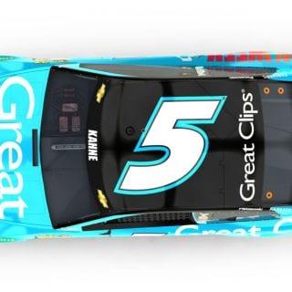 Kasey Kahne Shark Week Car Photos - NASCAR