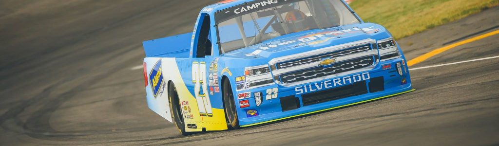 Penalties Expected for NASCAR Truck Drivers Fight