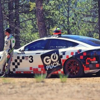 Tesla Model S Race car Photos - Blake Fuller
