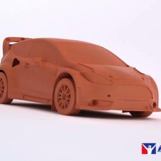 iRacing Rally Car
