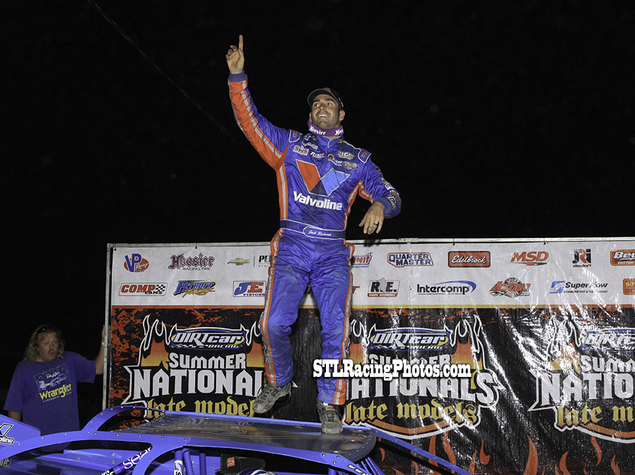 2016 DIRTcar Summer Nationals Fayette County Speedway Results