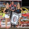 2016 DIRTcar Summer Nationals Highland Speedway Results Led by Billy Moyer