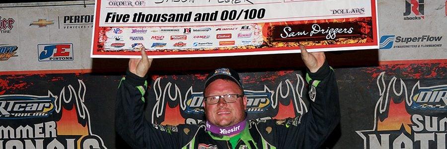 DIRTcar Summer Nationals Oakshade Raceway Results