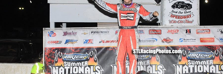 DIRTcar Summer Nationals Peoria Speedway Results