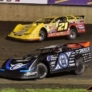 2016 Lucas Oil Late Model Dirt Series Tri-City Speedway Results - Napa Know How 50