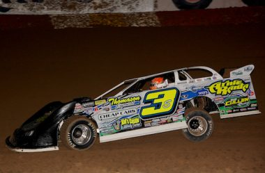 2016 Outlaw Clay Classic Late Model Results Led By Brian Shirley