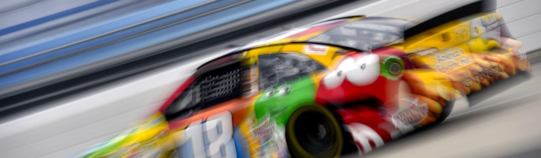 Kyle Busch Wins Best Driver Award - Racing News