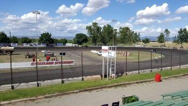 Kyle Larson Outlaw Kart Race Cycleland Speedway
