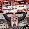 Ryan Unzicker Leads 2016 DIRTcar Summer Nationals Merritt Speedway Results