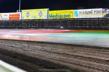 Dirt Track Racing Safety Improvements - Shane Walters