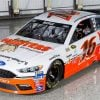 Greg Biffle Darlington Raceway Hooters Throwback Scheme