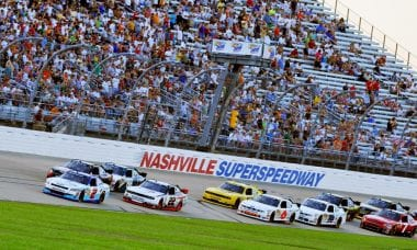 Nashville Superspeedway Sold by Dover Motorsports Inc - Abandoned NASCAR Tracks