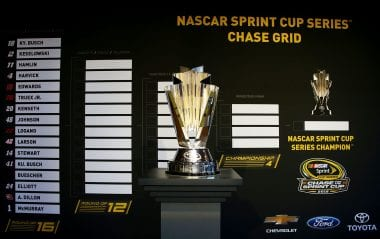 NASCAR's Ready. Set. Chase
