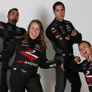 Ali Kern - K&N Pro Series Driver