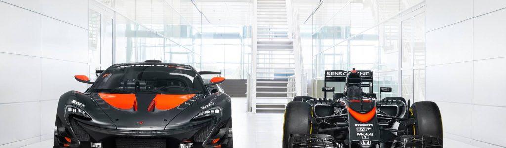 Is Apple Buying McLaren?