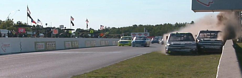 Cole Custer vs John Hunter Nemechek – Canadian Tire Motorsport Park