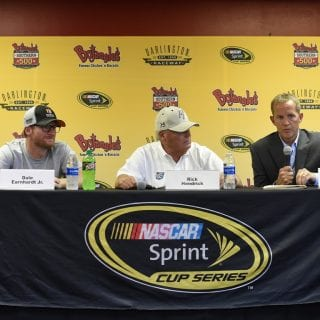 Dale Jr interview with Doctor Mickey Collins