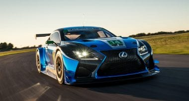F Performance Racing becomes 3GT Racing - 2017 Lexus RC F GT3 Car Photo