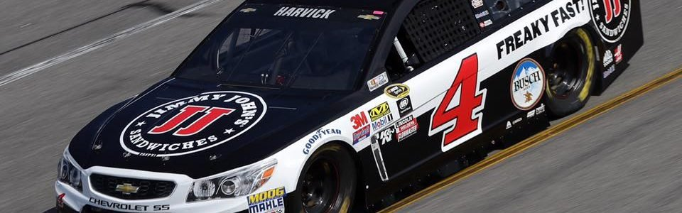 Kevin Harvick Pit Crew Changes