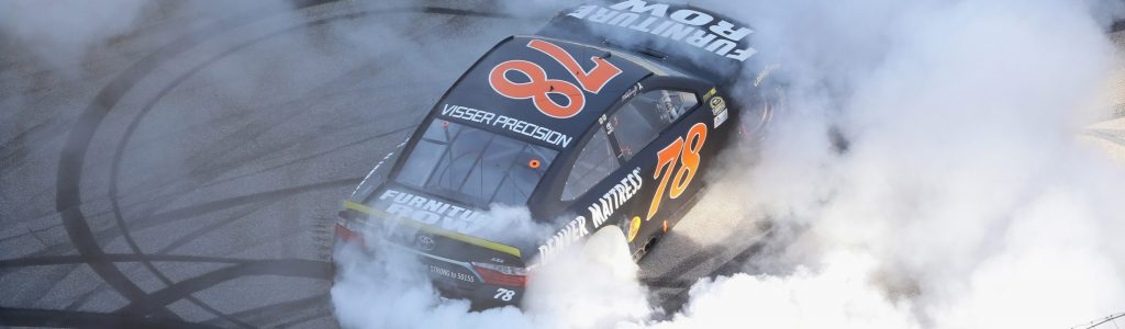 Race Winner Martin Truex Jr Fails Post-Race Inspection