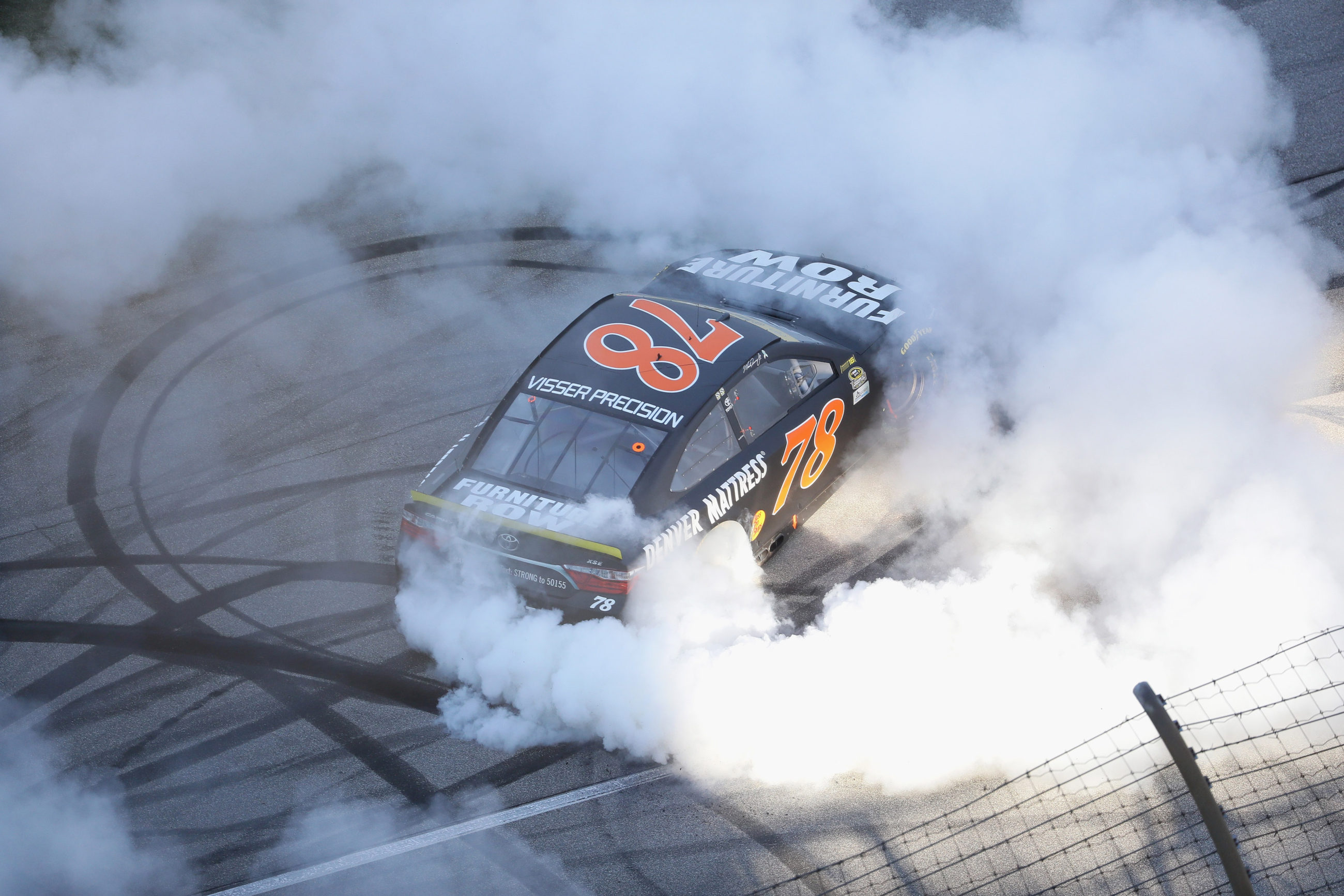 Martin Truex Jr Fails Post-Race Inspection - Chicagoland Speedway
