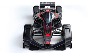 McLaren MPX-4 Concept Car
