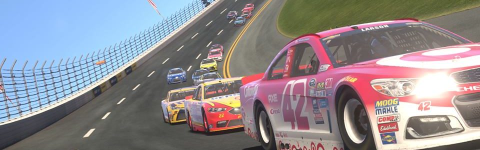 NASCAR Heat Evolution in Stores Today