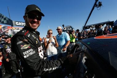 No Penalties to Martin Truex Jr or Johnson - Chicagoland Speedway