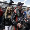 Patricia Driscoll Charged - Stealing from Military Charity - Former Girlfriend of NASCAR driver Kurt Busch